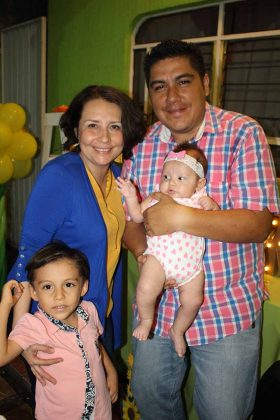 Familia Galeana Rendón.