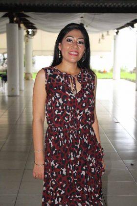 Rosa María Saucedo.