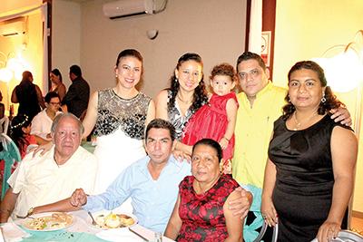 Familias Rizo Barrios, Muñoz Maldonado, Robledo Rizo.