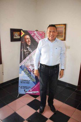Jorge Gálvez, Director General Vuela Agencia de Viajes.