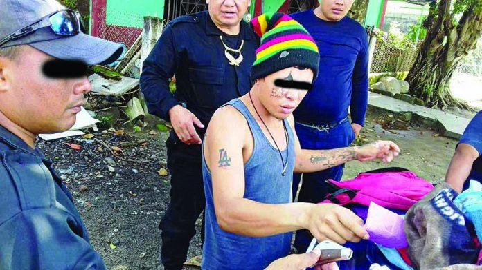 Capturan a Mara Homicida y Secuestrador