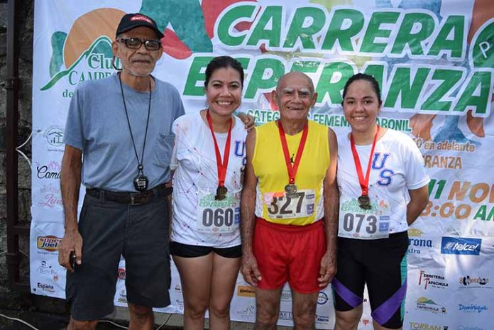 Feliz Ramírez, Marcela Islas, José Ramírez, Erika Meneses.