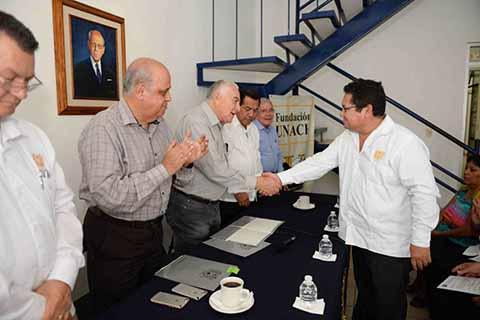 Designan a Arturo Selvas Aguirre Como Nuevo Director Ejecutivo de la Fundación UNACH