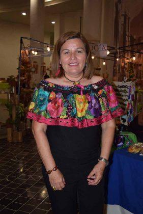 Norma Arellano Peñuelas, directora de CONECULTA Tapachula.