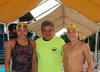 Nadadores Tapachultecos Listos Para Mini Competencias Evaluativas