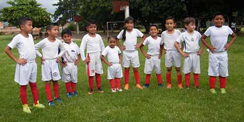 Escuela Cruz Azul Tapachula con Nuevos Horarios de Entrenamientos
