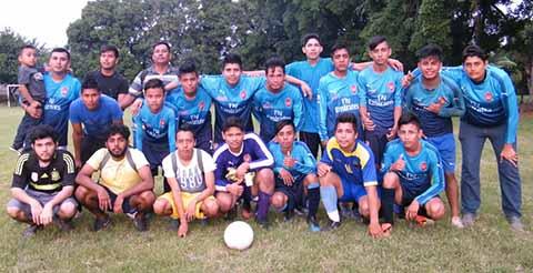 Los Amigos Golean 6-0 al Atlético San Pancho