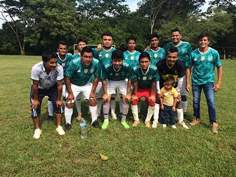 Mister MOP Supera 4-3 a Los Amigos