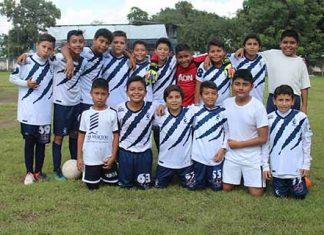 Central Deportiva Gana 3-1 a la Academia de Futbol