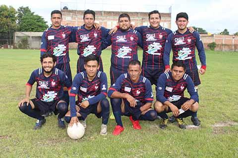 Atlético Cinco Gotas y San Pancho Igualan a 4