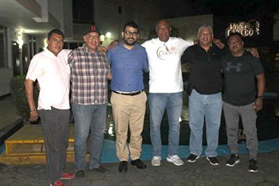 """Hoy Guacamayas Vs Selección Tapachula en el Beisbol del """"Alejandro Córdova"""""""