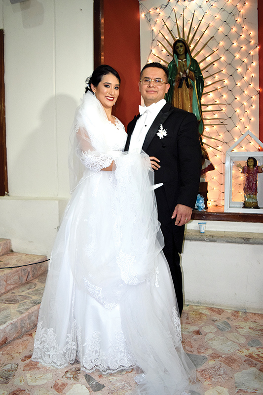 Carlos Bastida & Nora Guerrero se Juran Amor Eterno