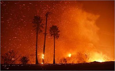 Sube a 23 la Cifra de Muertos por Incendios en el Norte de California