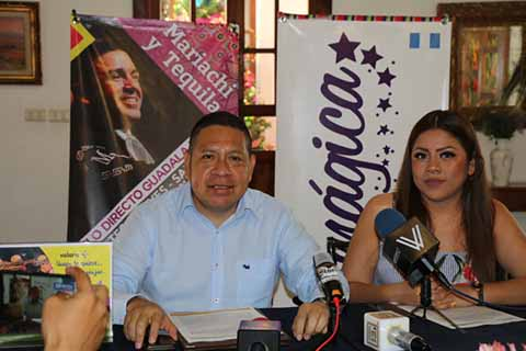 El 1º. de Diciembre Inaugurarán el Vuelo Tapachula-Guadalajara