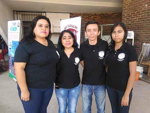 Jóvenes Sordos Piden Oportunidad Para Estudiar en la UNACH