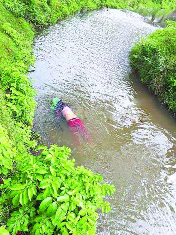 Encuentran Cuerpo de Niña Flotando en Canal de Aguas Negras
