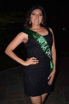 Ana Arellano, Miss Earth Tuxtla Chico 2018.