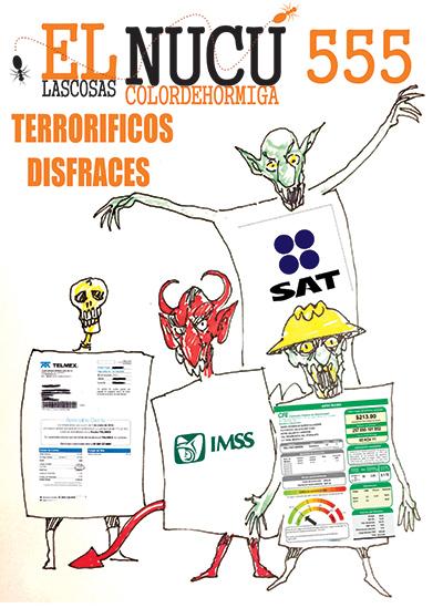 TERRORÍFICOS DISFRACES