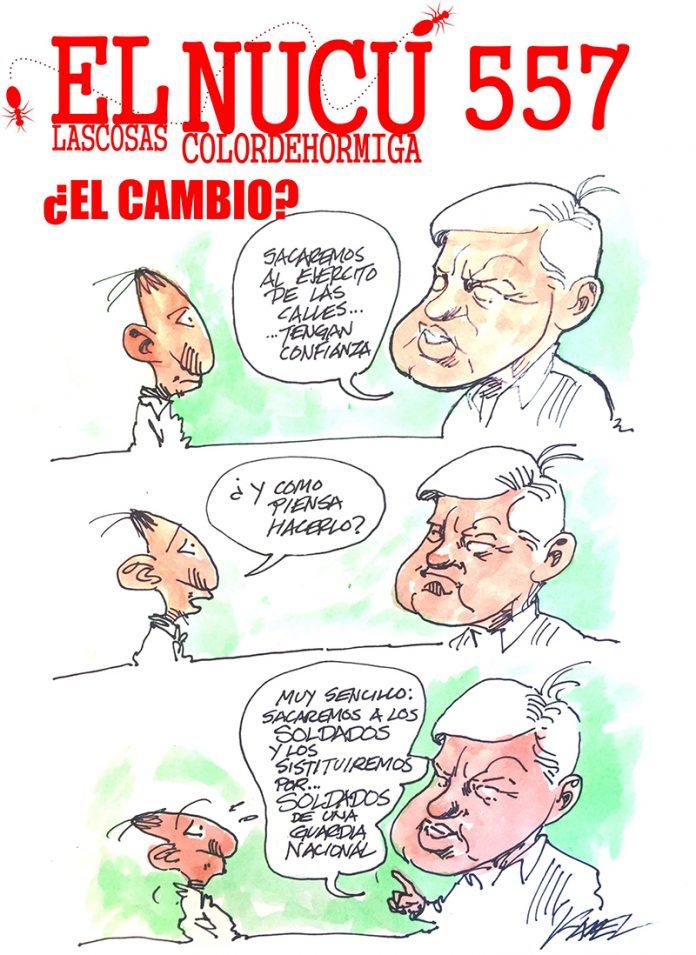 ¿EL CAMBIO...?