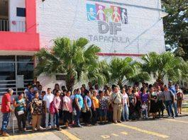 Se Declaran en Paro Trabajadores del DIF Tapachula