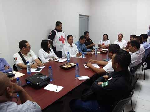 Protección Civil Coordina Acciones Ante Festividades de la Virgen de Guadalupe