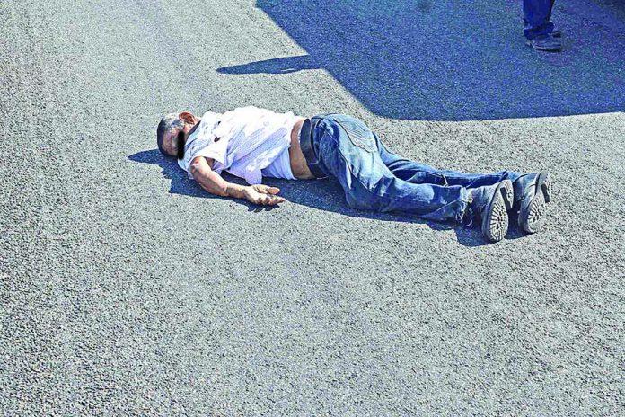 Abuelito Murió Arrollado por Vehículo Desconocido