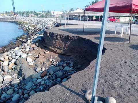 Retoman la Construcción del Malecón de Puerto Madero