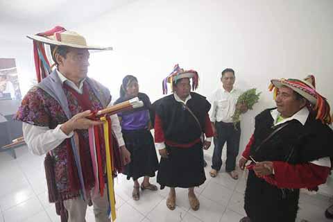 Externaron su respaldo al gobernador electo y le desearon buena suerte en los próximos seis años, al tiempo de manifestar su confianza de que Chiapas iniciará una nueva etapa de prosperidad para todos.