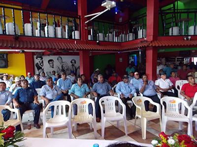 Se Reúnen Asociaciones con Representantes de CONAGUA