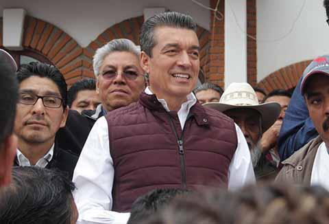 Llegó la Hora de Hacerle Justicia Ambiental a Chiapas: Rutilio Escandón