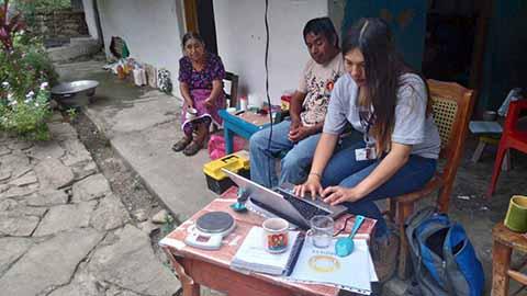Inicia Encuesta Nacional de Salud y Nutrición en Chiapas