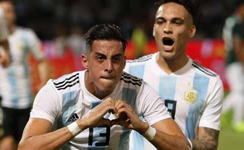 Argentina 2 – 0 México; No da una la Selección