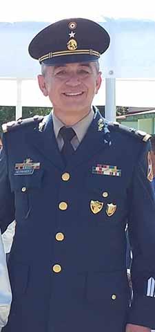 Nuevo comandante en la 36ª. Zona Militar
