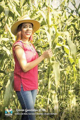 Ximena Ortiz.