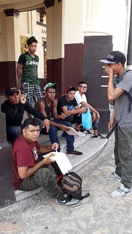 Miles de Migrantes Deambulan en Tapachula; Temeroso el Sector Comercial y la Ciudadanía