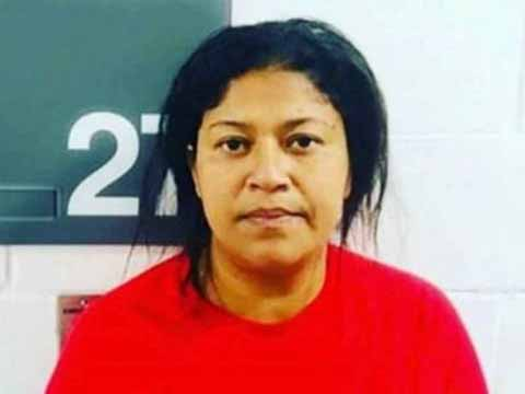 Detienen a Miriam Celaya, la Migrante que Rechazó Frijoles