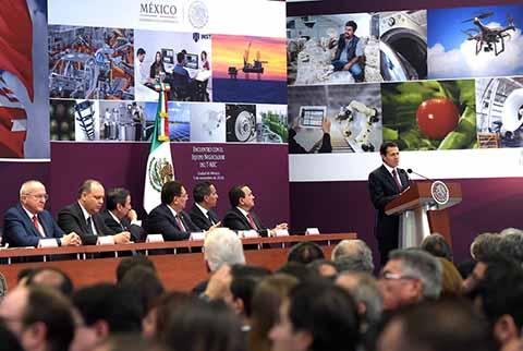 Peña Nieto Reconoce Papel de AMLO en Renegociación del T-MEC