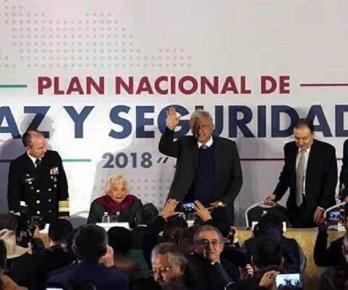 Miembros del Ejército, Marina y Policía Federal Conformarán la Guardia Nacional: AMLO