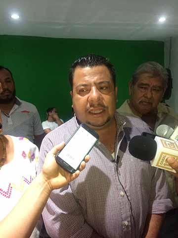 Reordenamiento Vial en Tapachula