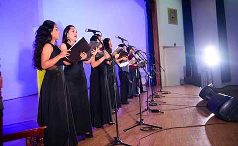 Ofrecen en la UNACH una Gala de Ópera