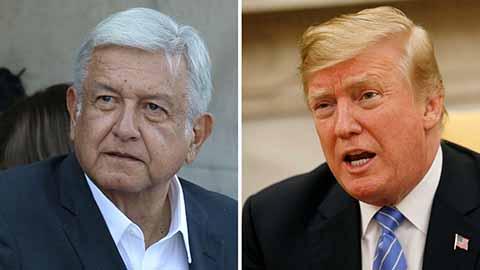 AMLO Conversó con Trump Sobre Migración y Plan Para Centroamérica
