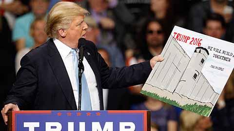 Donald Trump fue el Mayor Promotor de la Caravana Migrante