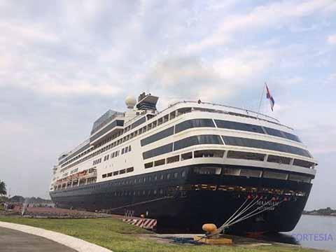 A la Baja Número de Arribos de Cruceros a Puerto Chiapas: Canaco