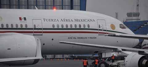 Avión Presidencial Saldrá a Licitación el Lunes