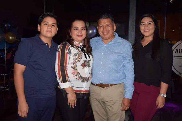 Familia Ávila Villagómez.