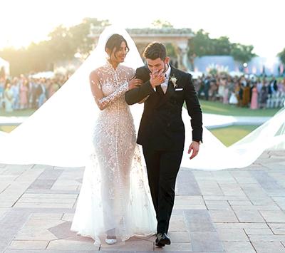 Famosos que se Casaron en 2018
