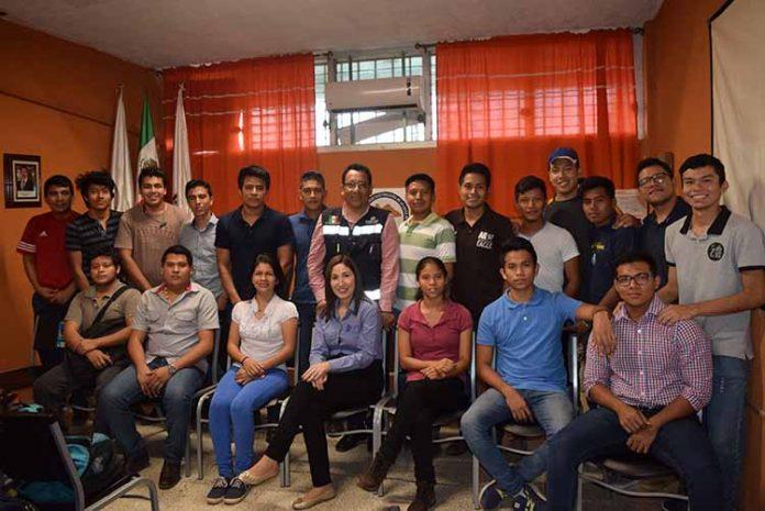 Alumnos del ITT iniciaron su residencia profesional en empresas de agremiados al CIME