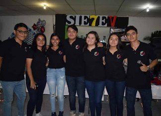 """5to. """"C"""" de Sociales y Humanidades presentaron la licenciatura en Comunicación y Medios Masivos."""