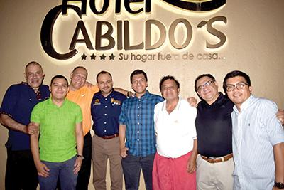 Geovanni Barrientos, Dennis Castro, Raúl Maldonado, Pierre Chirix, Gustavo, Maynor Berganza, Nelson Castillo.