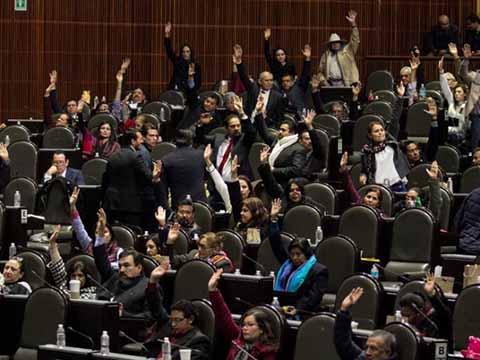 Congreso Prepara Audiencias Públicas por Guardia Nacional